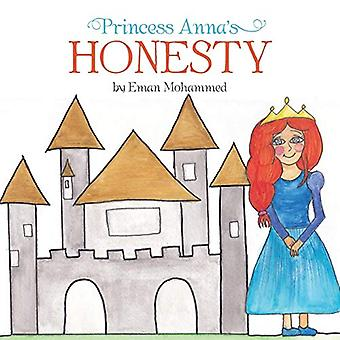 Princess Anna's Honesty by Eman Mohammed - 9781482865622 Book
