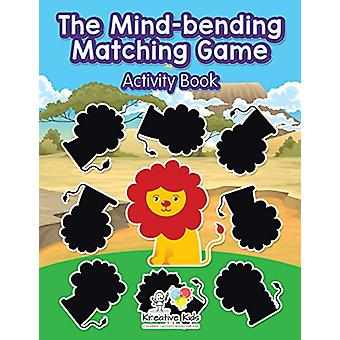 The Mind-Bending Matching Game Activity Book by Kreative Kids - 97816