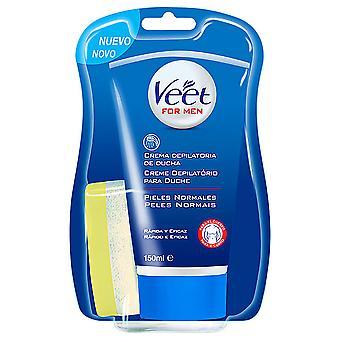 Veet Depilatory Shower Cream Men 150 ml
