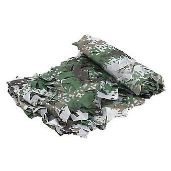 1x1.5m Camping Camo Net Army Woodland Jungle Cam Nets Cazando Disparos