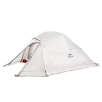 Cloud-up Series- Waterproof Hiking, 20d/210t, Nylon Backpacking Tent