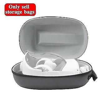 لoculus السعي 2 مربع التخزين protable السفر تحمل حالة واقية الكل في واحد سماعات الرأس حقيبة الحقيبة vr الملحقات