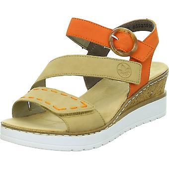 Rieker V38F160 universal  women shoes