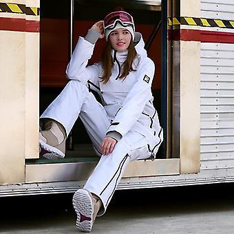 Vysoko kvalitný snowboarding teplý s kapucňou športový oblek