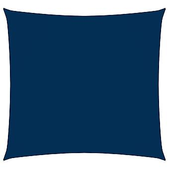 vidaXL voile solaire tissu Oxford carré 4,5x4,5 m bleu