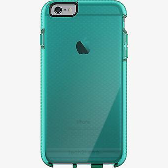 Tech21 Evo Check Case for Apple iPhone 6 Plus/6S Plus (Aqua/Blue)