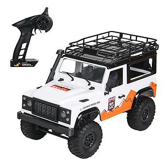 4Wd 2.4ghz off road car rc rock crawler cross-country truck toy with headlight for adults and kids
