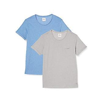 edc de Esprit 020cc2n301 Camiseta, 434/Blue 5, XS Men
