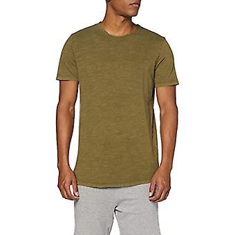 JACK & JONES JJEASHER T-Shirt O-Ausschnitt SS Noos T-Shirt, Olive Nacht, L Herren