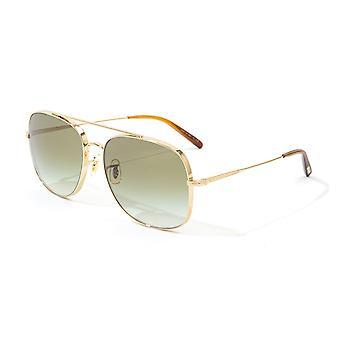 Oliver People Taron Sunglasses - Soft Gold