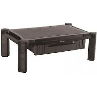 StarTech Monitor Riser with Drawer Height Adjustable Large
