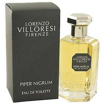Piper Nigrum By Lorenzo Villoresi Eau De Toilette Spray 3.4 Oz (women)