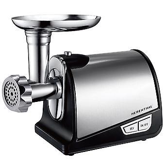 Meat grinder, 3 Hole discs - 1400W