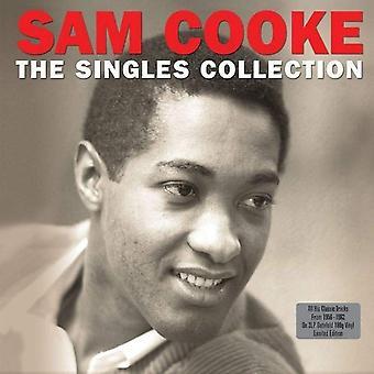 Sam Cooke - Singelsamlingen Röd Vinyl