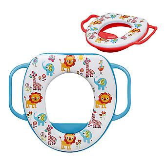 Toilet Seat Reducer with Handles for Babies Nenikos