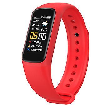 Smart Watch Hommes Femmes Sport Smart Band Sommeil Tension artérielle Moniteur de fréquence cardiaque