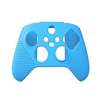 Silicone Cover Case Aniti-slip For Ps5 With Thumb Grip Caps