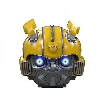 The Transformers Mobile Phone Speakers Bluetooth Bumblebee Bluetooth Speaker Subwoofer With Fm