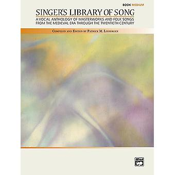 Singers Library of Song, Medium Voice. Vain CD-levyt