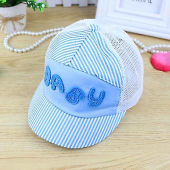 Summer Children Kids Letters Baseball Cap Baby Cap Fashion For Boys Girls