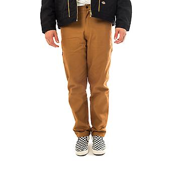 Pantaloni uomo dickies dickies dc carpenter pant brown duck dk0a4xifbd0
