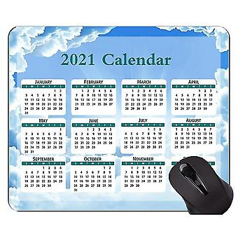 Keyboard mouse wrist rests 300x250x3 2021 galaxy calendar personalized mouse pad beautiful sky themed mouse pads with