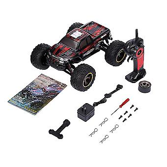 Robotic toys red 2wd 1/12 45km/h off road remote control brush truck for gptoys s911