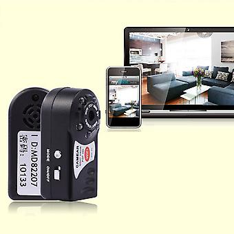 P2p Hd Mini Wifi Dvr Ip kamera videofelvevő Éjjellátó Dv
