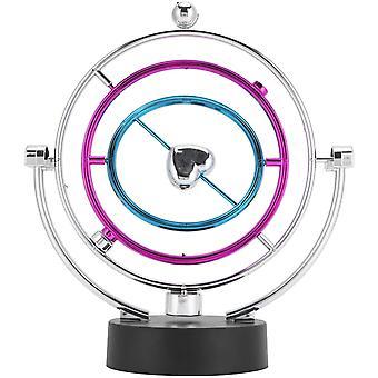 Perpetual Motion Swing Innovatives Spielzeug Home Schlafzimmer Büro Dekoration Schreibtisch Accessoires
