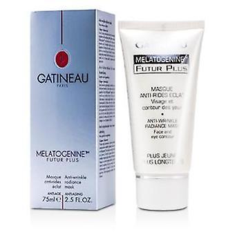 Gatineau Melatogenine futur plus anti-rimpel glans masker-75ml/2.5 oz