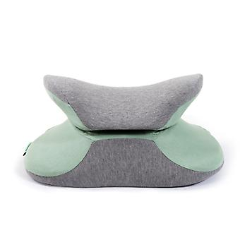 Tragbares Nickerchen Kissen Büro Memory Baumwolle Faltbares Nickerchen Kissen Rücken & Lendenwirbelstütze Kissen