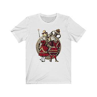 Graphic tee - alice in wonderland gifts #33 red series | gift idea, gifts for women, t shirts for women, custom shirt, graphic tees for women, t-shirt