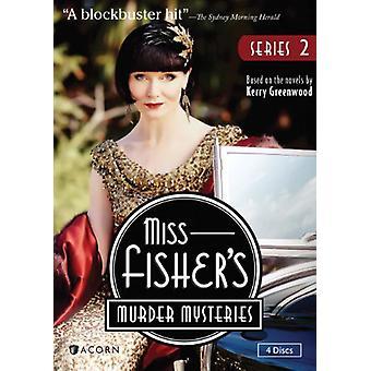 Miss Fisherin murhasta salaisuudet Series 2 [DVD] USA tuonti