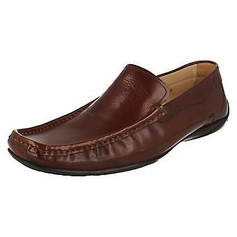Mens Grenson Slip On Shoes Garda