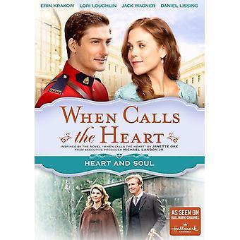 Wanneer dringt het hart: hart & ziel [DVD] USA import