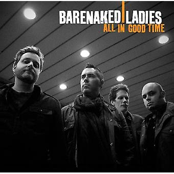 Barenaked Ladies - All in Good Time [CD] USA import