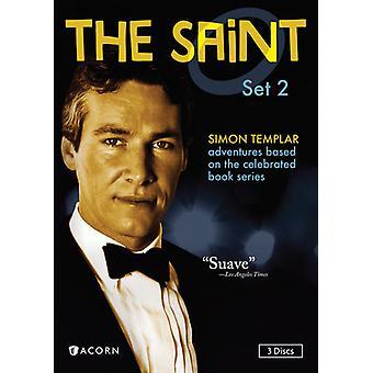 Saint: Set 2 [DVD] USA import