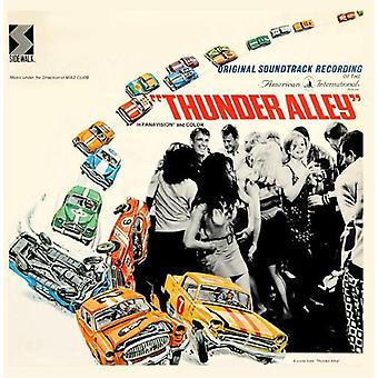 Thunder Alley - Thunder Alley [Original Soundtrack] [CD] USA import
