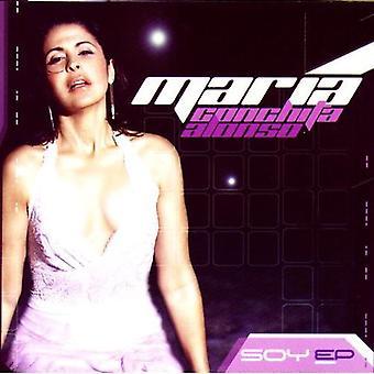 Maria Conchita Alonso - importación de Estados Unidos Soy [CD]