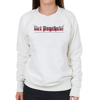 Get Psyched Wolfenstein Women's Sweatshirt