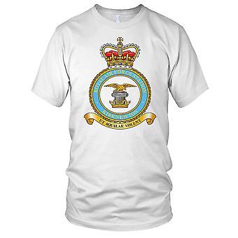 RAF Royal Air Force Kirknewton damer T Shirt