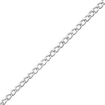 Llano - 925 plata esterlina solo cadenas - W21814X