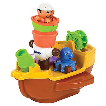 Tomy Aquafun Pirate Bath Ship