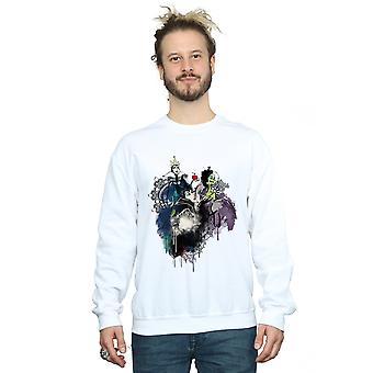 Disney mænds skurke skitse Sweatshirt