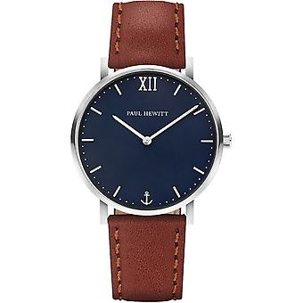 Paul Hewitt Unisex Watch sailor line PH-SA-S-ST-B-1 M