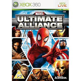Marvel Ultimate Alliance (Xbox 360) - New
