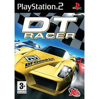 DT Racer (PS2) - Nieuwe fabriek verzegeld