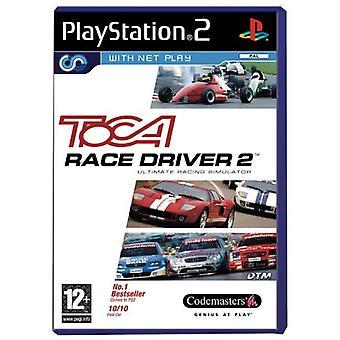 TOCA Race Driver 2 (PS2) - Ny fabrik förseglad