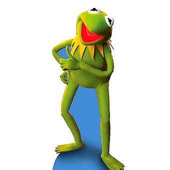 Kermit der Frosch Pappausschnitt