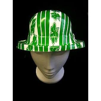 قبعة بلاستيكية الرامي شامروك